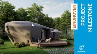 Project Milestone: beton printen in 3D