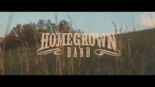 Homegrown Band - Throwback (Lyric Video)