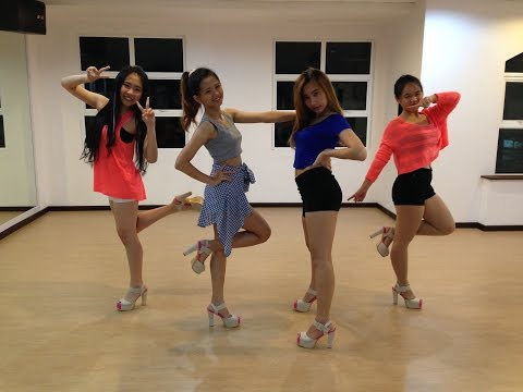 SISTAR - I Swear Dance Cover by DONNA's