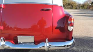 1953 chevy sedan delivery for sale at www coyoteclassics com