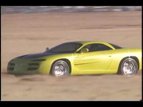 Dodge Venom Concept Car 1995 Youtube