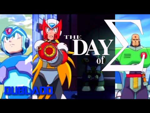 Megaman x - O DIA DE SIGMA - Dublado [megamex]