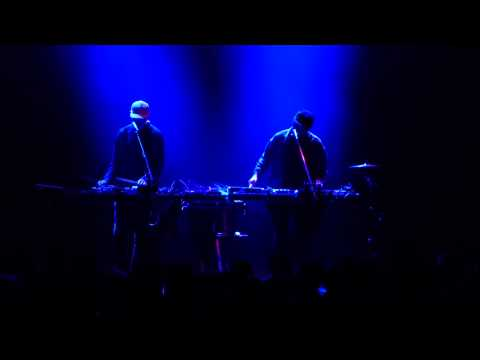 """Oro y Sangre"" John Talabot Live at Pabst Theater - Milwaukee, WI - 10/21/12"