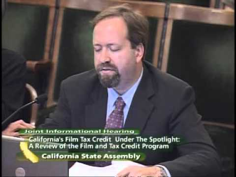 Assembly Committee on Arts & Entertainment and Revenue & Taxation Committee - Part 2 3/21/2011