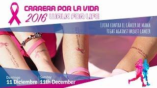 ver video: Walk for life 2016 - Spot. English version