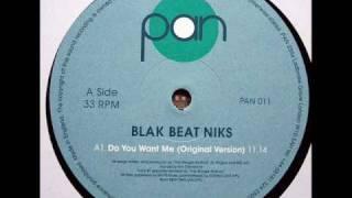 Blak Beat Niks - Do You Want Me (Original mix)