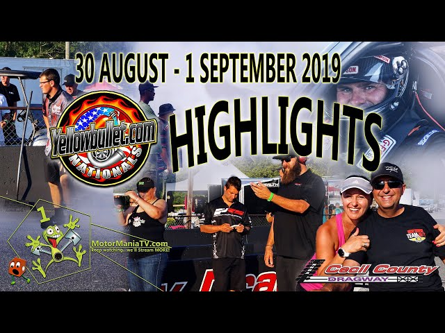 10th Annual Yellow Bullet Nationals - Highlights