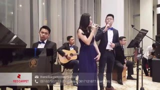 Gambar cover Story Book Children - Sandra & Andres (Cover by The Red Carpet Entertainment)