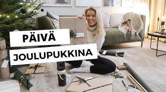 MY DAY: PÄIVÄNI JOULUPUKKINA
