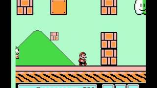 Super Mario Bros 3 - Super Mario Bros 3 4-1 in under 60 seconds - Vizzed.com GamePlay - User video