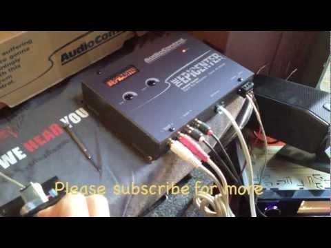 Testing Audio Control THE EPICENTER - Just Small Test!! Solo Prueba Pekeña!