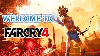 Exploring Far Cry 4 Plus Story + Snow Level