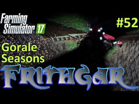 Let's Play Farming Simulator 2017, Gorale With Seasons #52: There's No Snow!