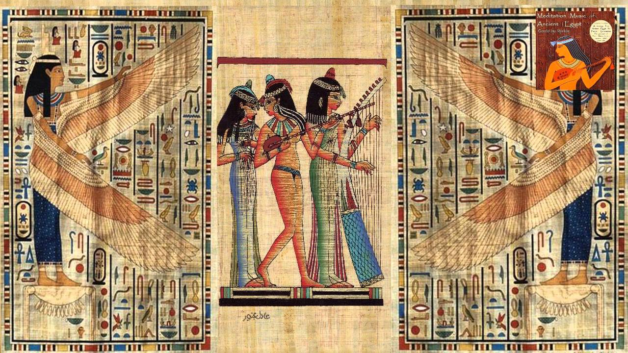 Meditation Music Of Ancient Egypt]- Sacred Ceremony, Track #3 ...
