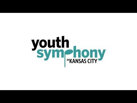 Youth Symphony of Kansas City. Hear the Future Now.
