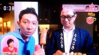 手作り甲冑隊、登場.