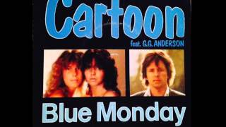 Cartoon ft GG Anderson   -   Blue Monday