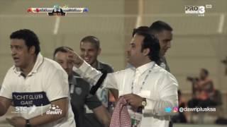 حمودي يصنع هدفاً وعبد الرحمن يقود الباطن لفوز كاسح بالدوري السعودي