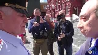 Одиннадцатая прогулка Путина