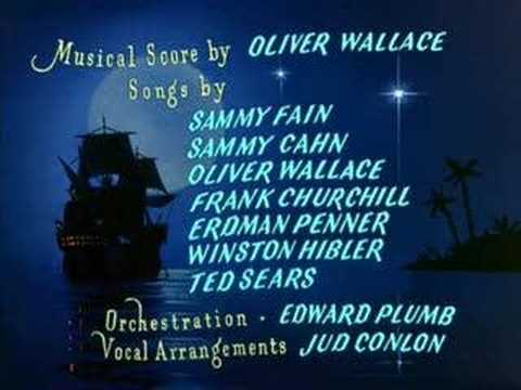 Peter Pan - The Second Star to the Right (Swedish)
