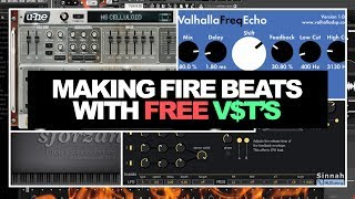 NO $? NO PROBLEM. Making Fire Beats With FREE VSTs! (PT. 1)