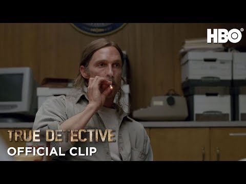 True Detective Season 1: Episode #1 Clip - Ask the Right F**king Questions (HBO)