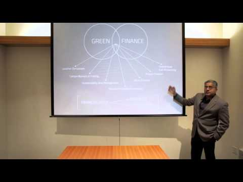 <strong>Anurag Gupta</strong> — Green Finance