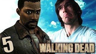 RECORDANDO A LEE | The Walking Dead Temp. 2 | Parte 5