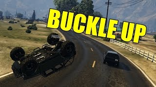 GTA 5 - Buckle Up!