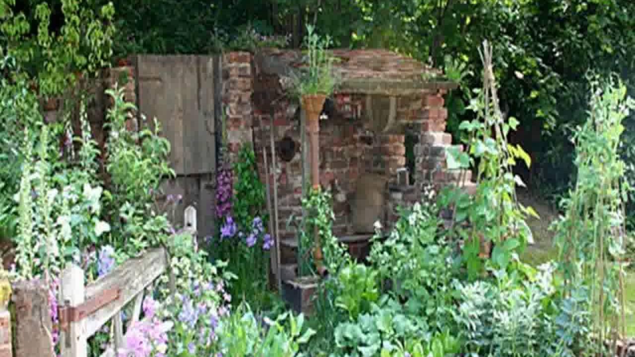 Long Garden Design Ideas - YouTube
