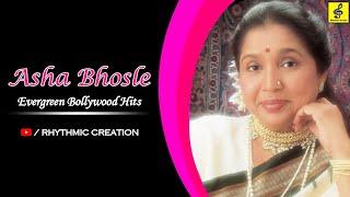 Best of Asha Bhosle | Evergreen Hindi Songs | Audio Jukebox | Bollywood Hits | Rhythmic Creation