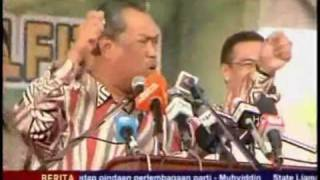 PRK Bagan Pinang: Isa Samad Calon Terbaik UMNO-BN Di Abad Ini - Malaysia News