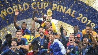 タマシイレボリューション Superfly - 2018 FIFA World Cup highlights