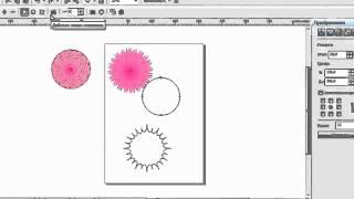 Уроки Корел. CorelDRAW для продвинутых. ''''Цветы'''' (11) Хорошее качество видео уроки для начинающ