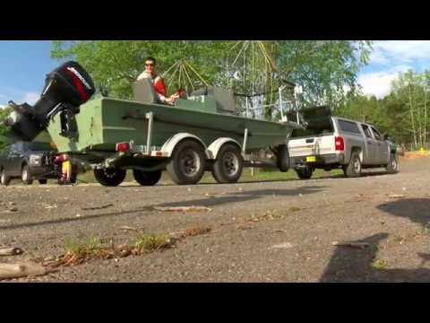Salem Lake Electro Fishing