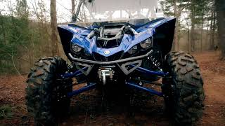 2020 Yamaha YXZ1000R SS SE Pure Sport Side-by-Side - Model Home