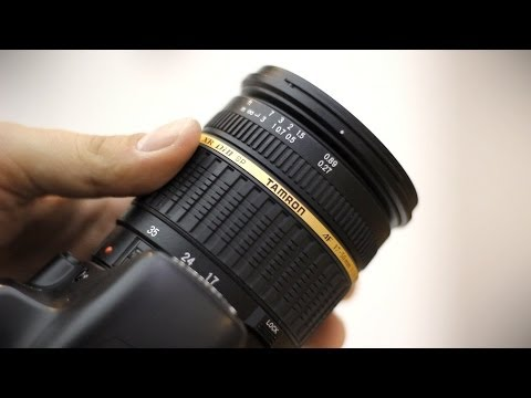Tamron 17-50mm F/2.8 XR Di II LD lens review (with samples)
