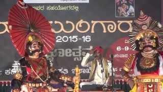 Yakshagana - Tamradvaja - Airodi Govindappa, Kota Suresha, Hebri Ganesh
