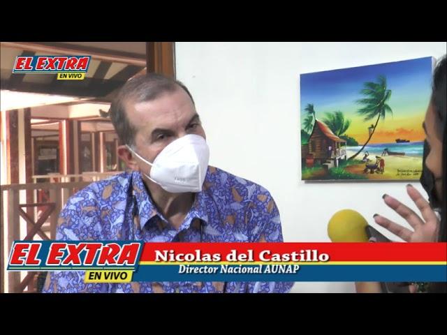 Nicolas del Castillo Director Nal  AUNAP formalización que necesita la federación de pescadores