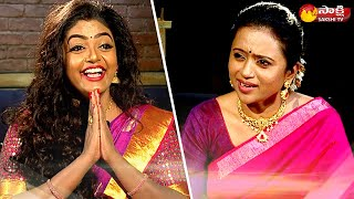 SumaDeepam Interview Promo 03 | Anchor Suma with Deepa | Sakshi TV