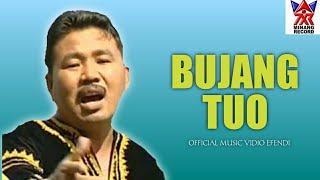 """Gambar cover Efendi """"Bujang Tuo"""" Lagu-Lagu Pilihan Daerah Jambi"""