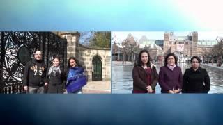 Un grupo de mexicanos en Holanda apoya a AMLO