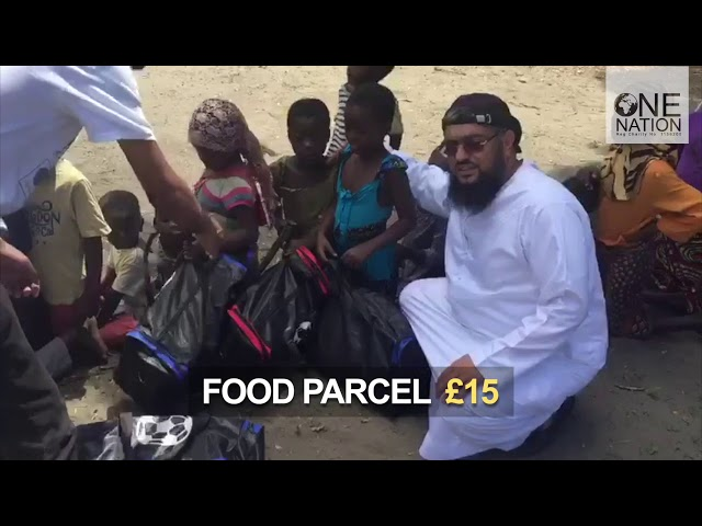 Malawi Food Distribution 9th dec