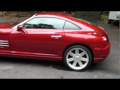 2005 Crossfire With V8 Hemi Conversion
