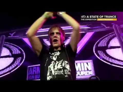 A State of Trance 600 Sao Paulo Armin Van Buuren (01.03.2013)