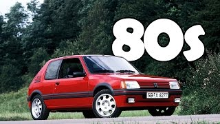 Coolest Hot Hatches From The 80s