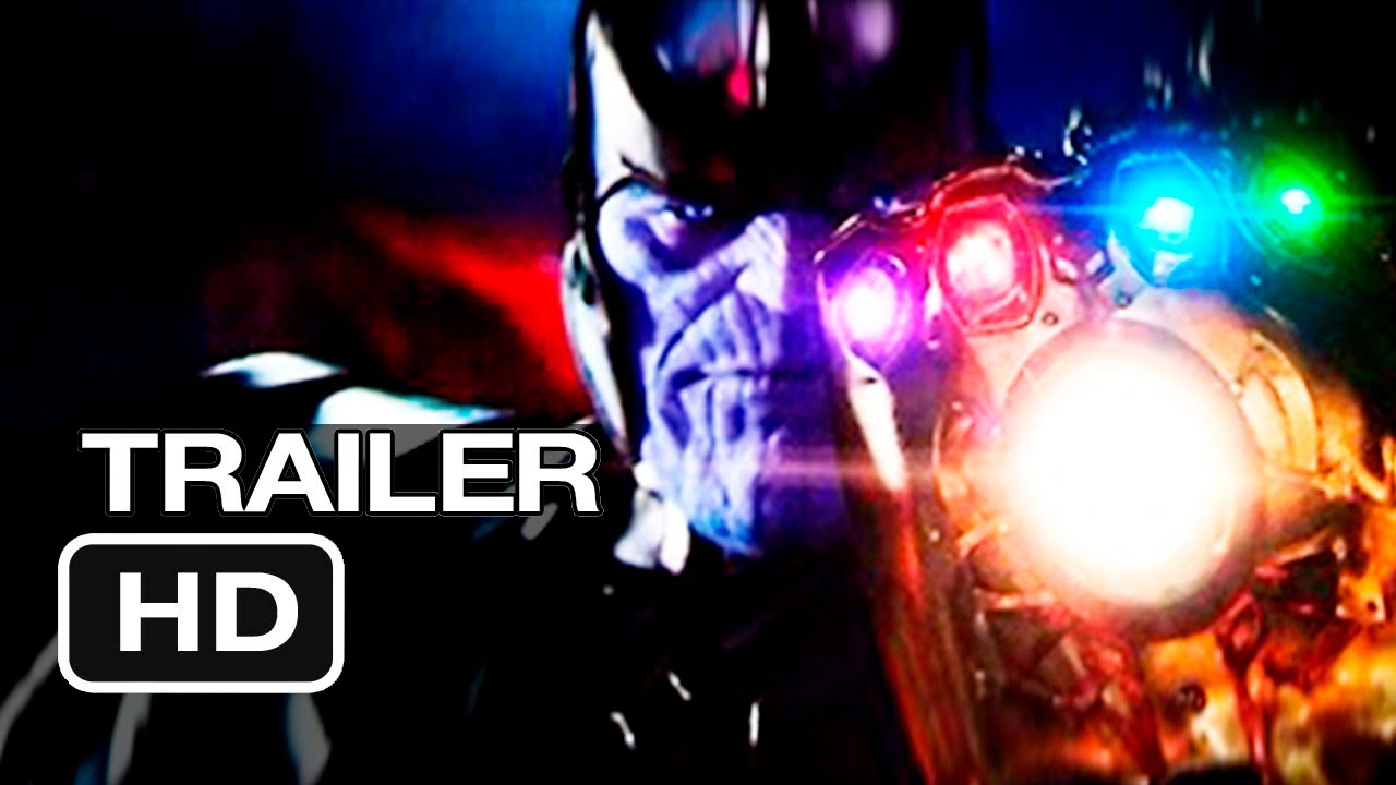 Marvel's Avengers: Infinity War - Official Teaser Trailer ...