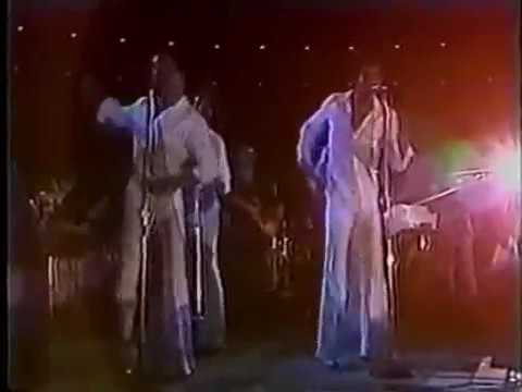 Marvin Gaye LIVE   Trouble Man 1974