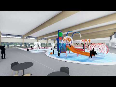 Community and Recreation Hub - Animated Tour