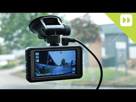 RAC R3000 HD 1080p Premium Dash Cam Installation & Review
